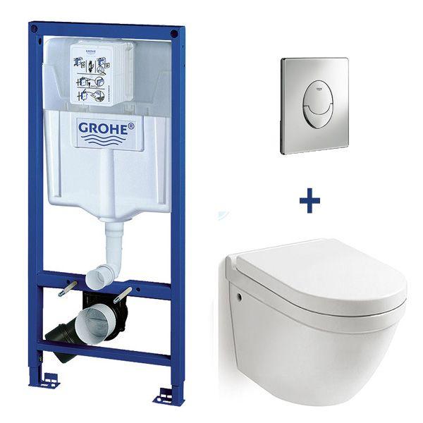 Achat vente bati support et pack complet wc suspendu - Salle de bain originale et pas chere ...