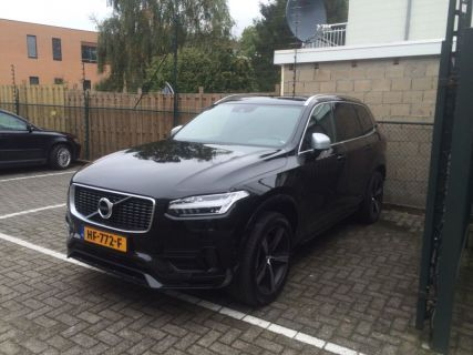 Review Volvo XC90 T8 Twin Engine Plug-in Hybrid AWD R-Design (2015)
