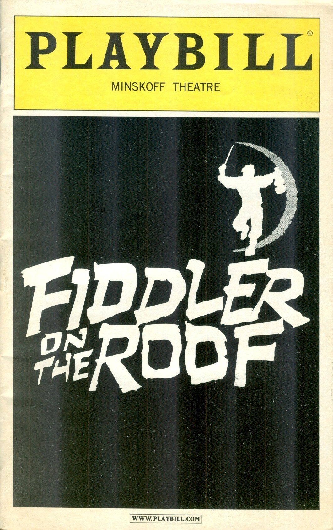 Fiddler on the roof playbill google search quilts kids pinterest fiddler on the roof playbill google search fandeluxe Image collections