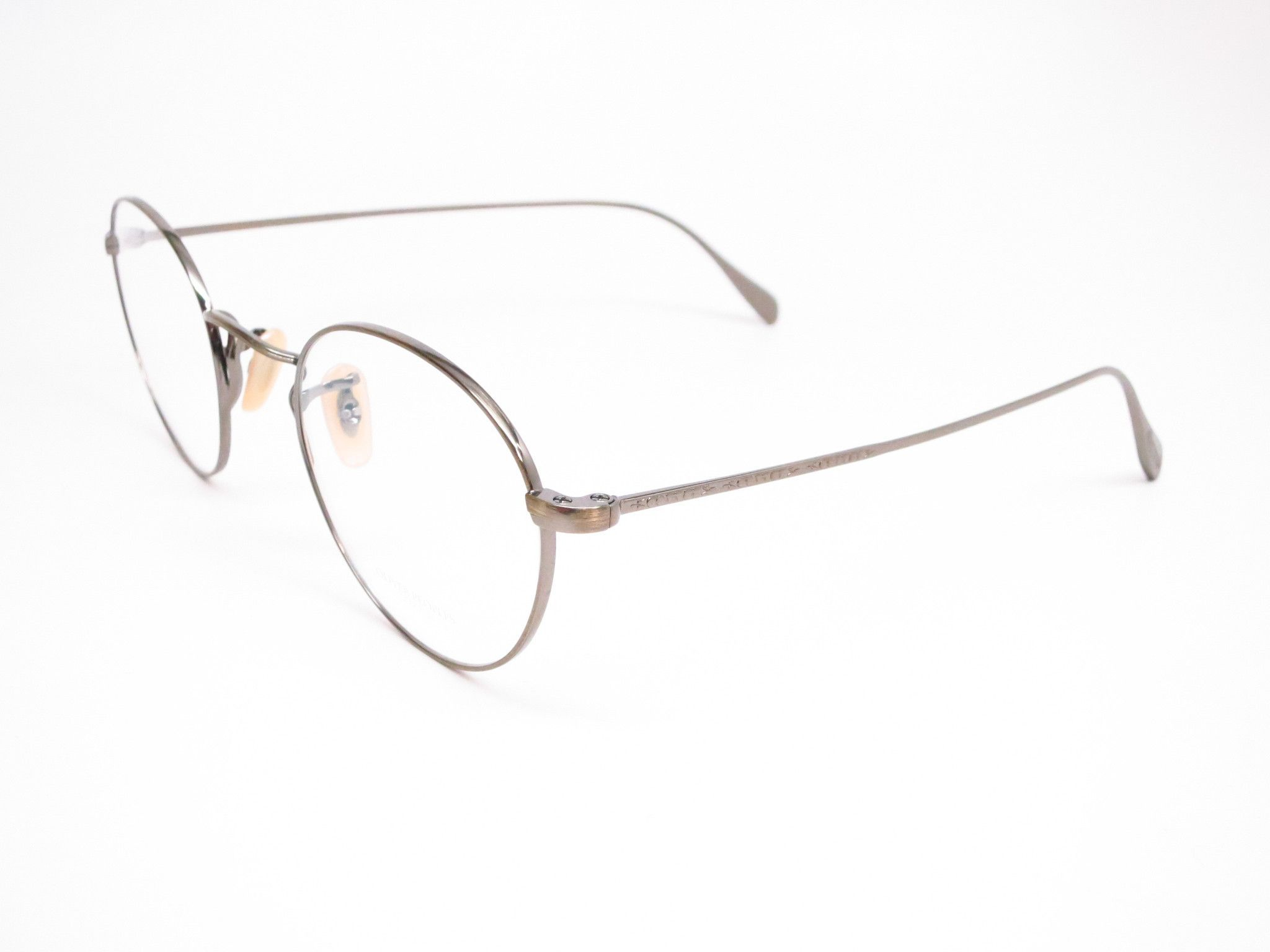 Oliver Peoples Coleridge OV 1186 5039 Antique Gold Eyeglasses ...