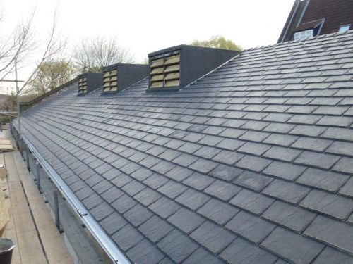 Best Ecoslate In Anthracite Black Creates An Authentic Glossy 400 x 300