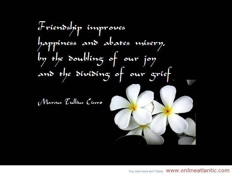 Superb Friendship Quotes Inspirational Quotes. QuotesGram Gallery