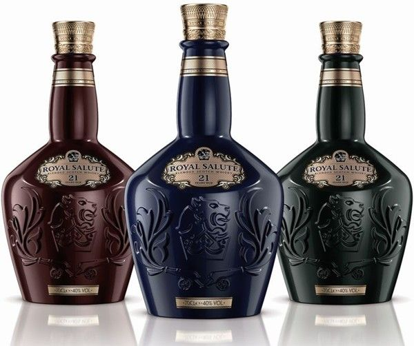 Royal Salute 21 Year Old Unveils Prestigious New Packaging Whisky Chivas Whisky Whisky Chivas Regal