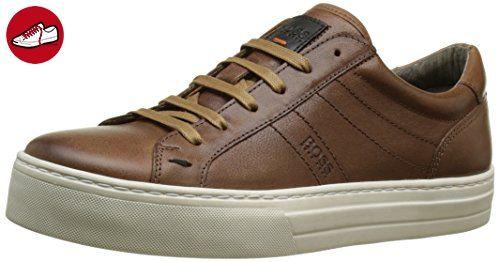 Mens Noir_Tenn_bo 10195404 01 Low-Top Sneakers HUGO BOSS QELSwn