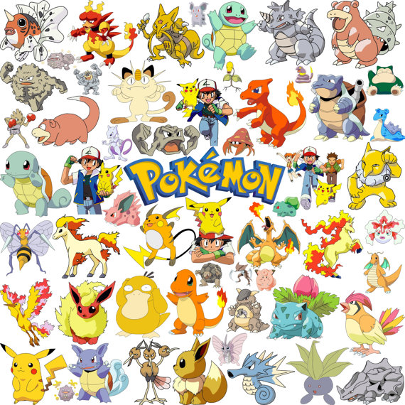 photo relating to Pokemon Printable identified as 205 Pokemon Clipart Pokemon Transfer Clipart Pokemon Stickers