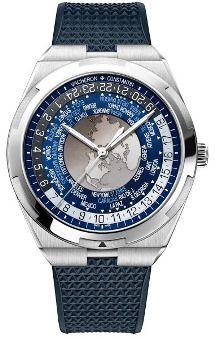 Vacheron Constantin Overseas World Time 7700V Blue