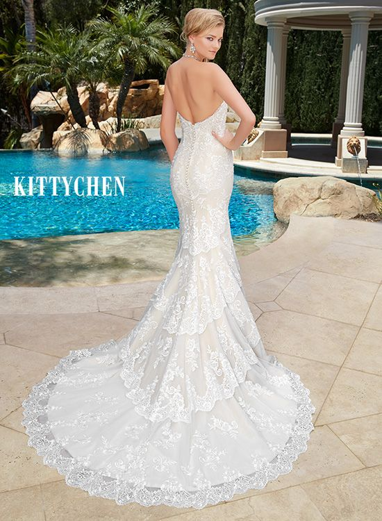 Wedding Dresses | Bridal Gowns | KittyChen   GRETA | The White Closet  Bridal Tampa,