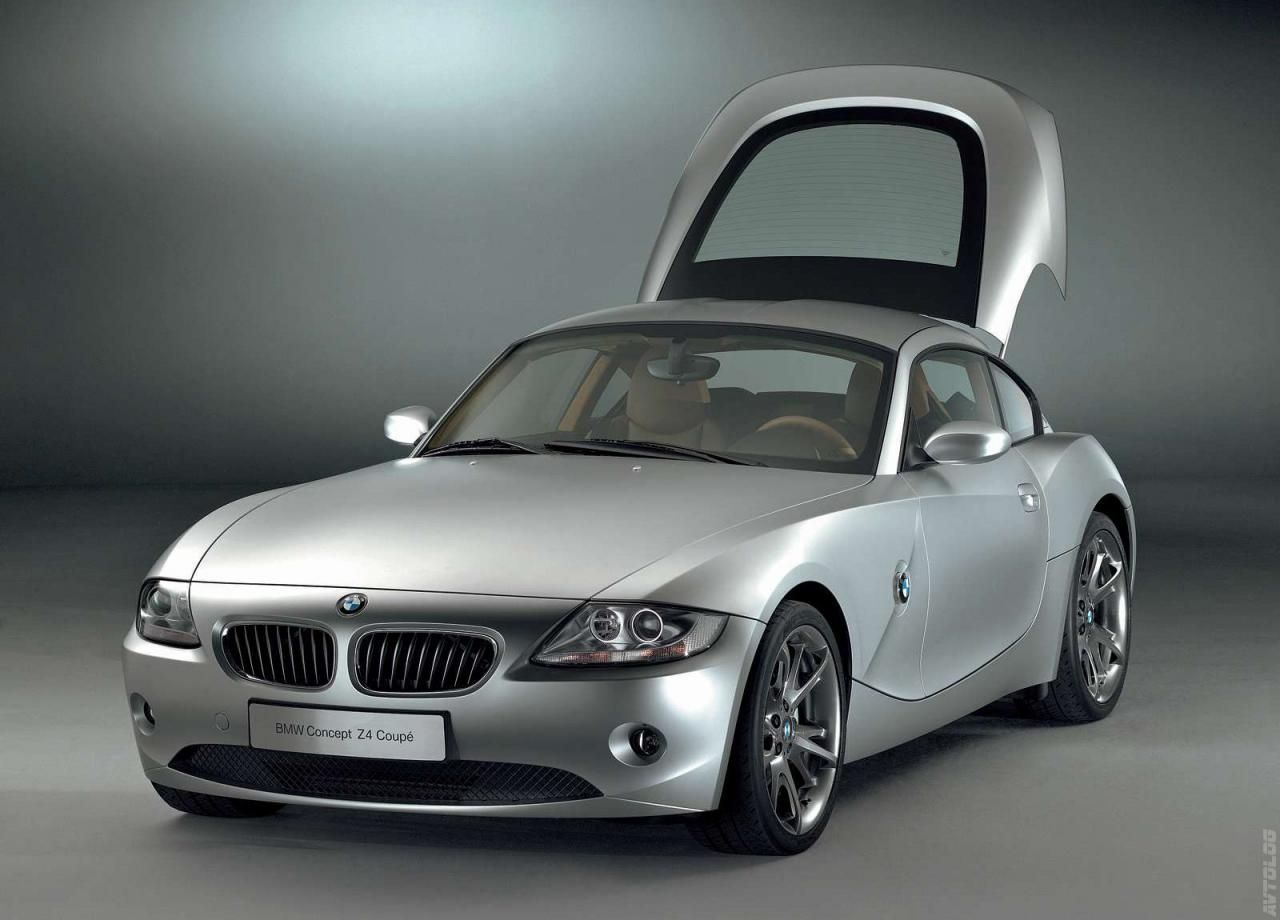 2005 Bmw Z4 Coupe Concept Cars Pinterest Bmw Bmw Z4 And Bmw