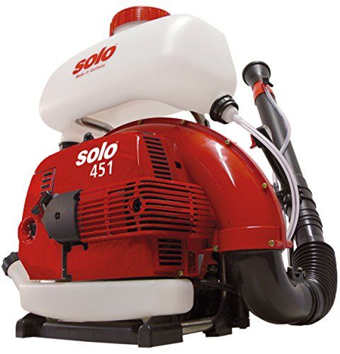 Solo 451 3gallon 665cc 2stroke Gas Powered Backpack Mist Blower You Can Get Additional Details At The Image Link Plant Protection Blowers Sprayers