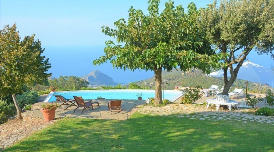 Villa Provenza in Sicily, Cefalu Holiday Rentals