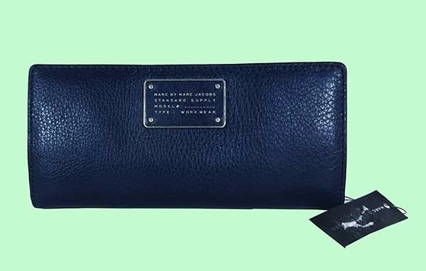 MARC By Marc Jacobs  TOMOKO Navy Blue Leather wallet Msrp $158.00 https://t.co/ahpwKdlQzW https://t.co/cC101NSo8W http://twitter.com/Soivzo_Riodge/status/771733138556981249