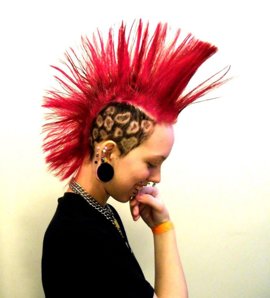 Punk girl punk stuff pinterest punk and girls