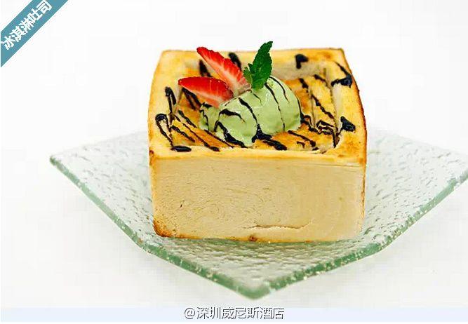 #老香港美食节# #梦想种植园# 当谈到老香港,上环街道的路牌,经典的双层巴士,美味的菠萝油就浮上脑海......现在,这种简单的幸福不需要过关,在深圳威尼斯酒店就可以感受地道的港式下午茶了噢