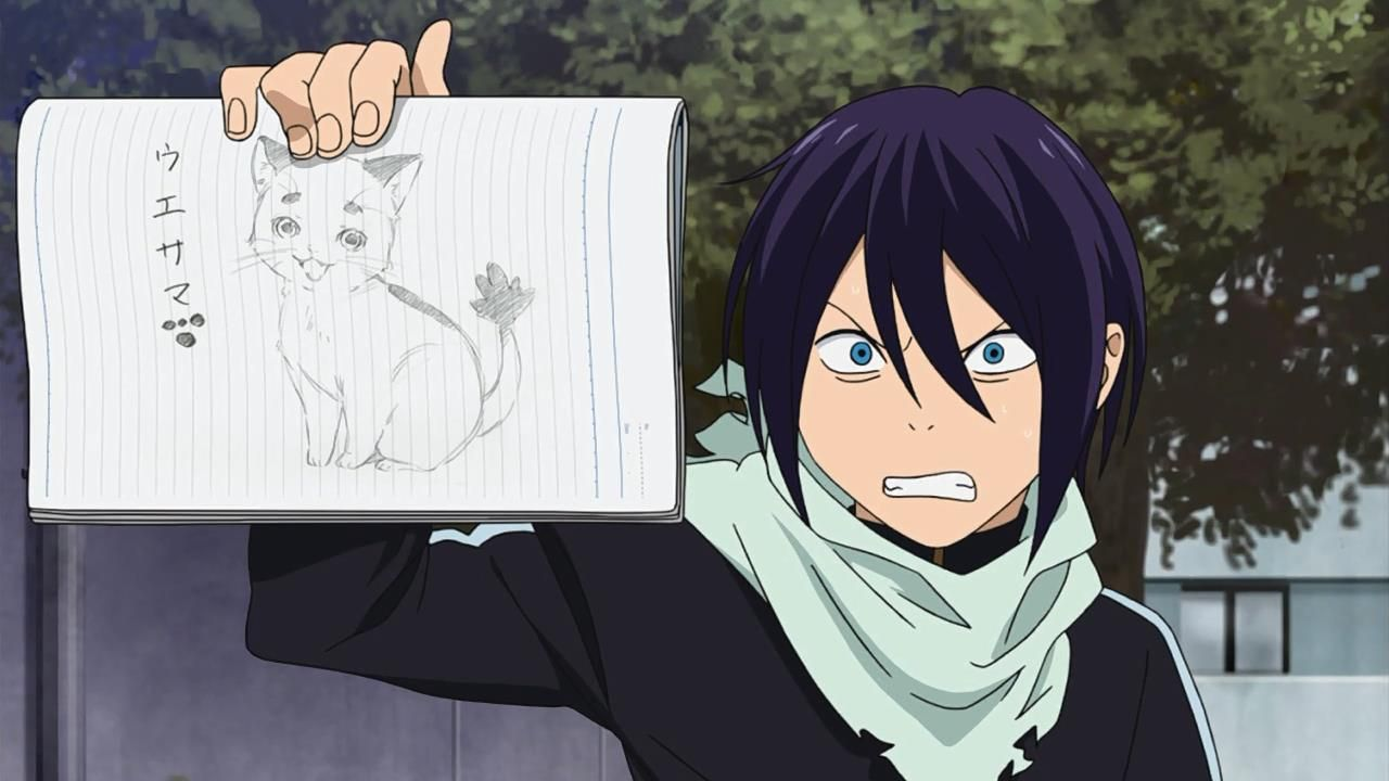 #yato .. so much talent
