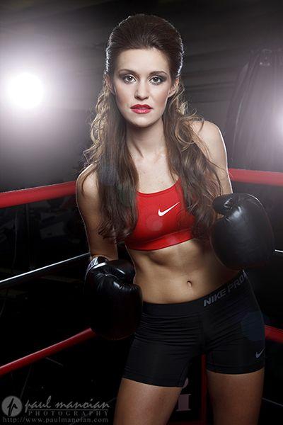 fit model boxing photoshoot   Model Photographer Detroit Boxing Photo Shoot fitness model boxing ...