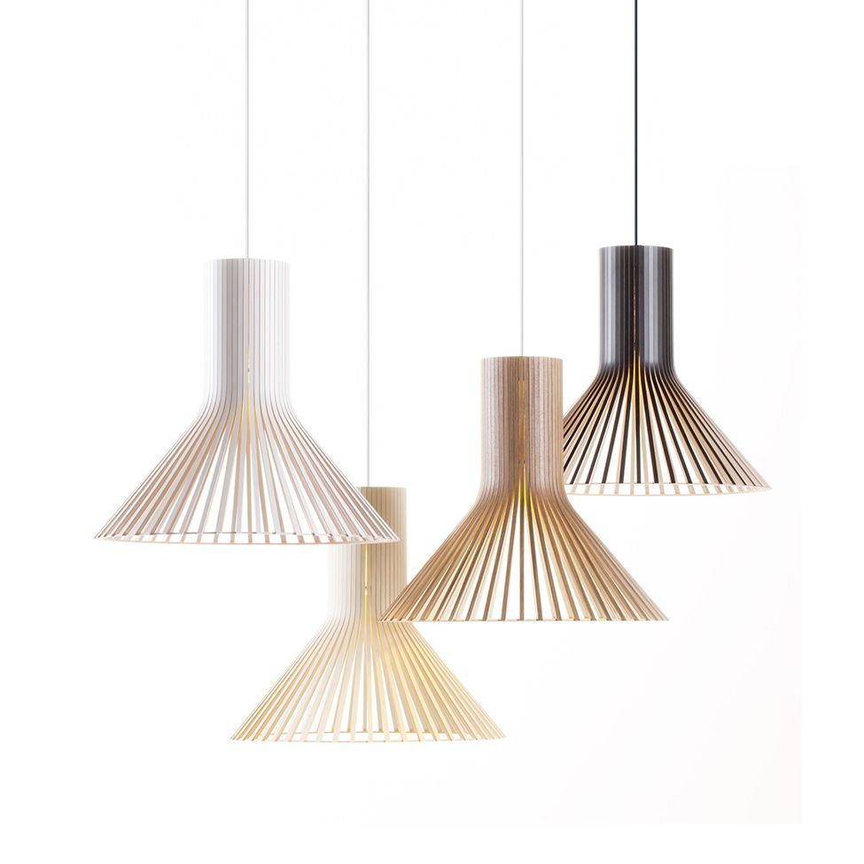 scandinavian lighting design. Chic Lamp Scandinavian Handcraft Wood Lamp. #Scandinavian #Handcraft #Wood # Lighting Design
