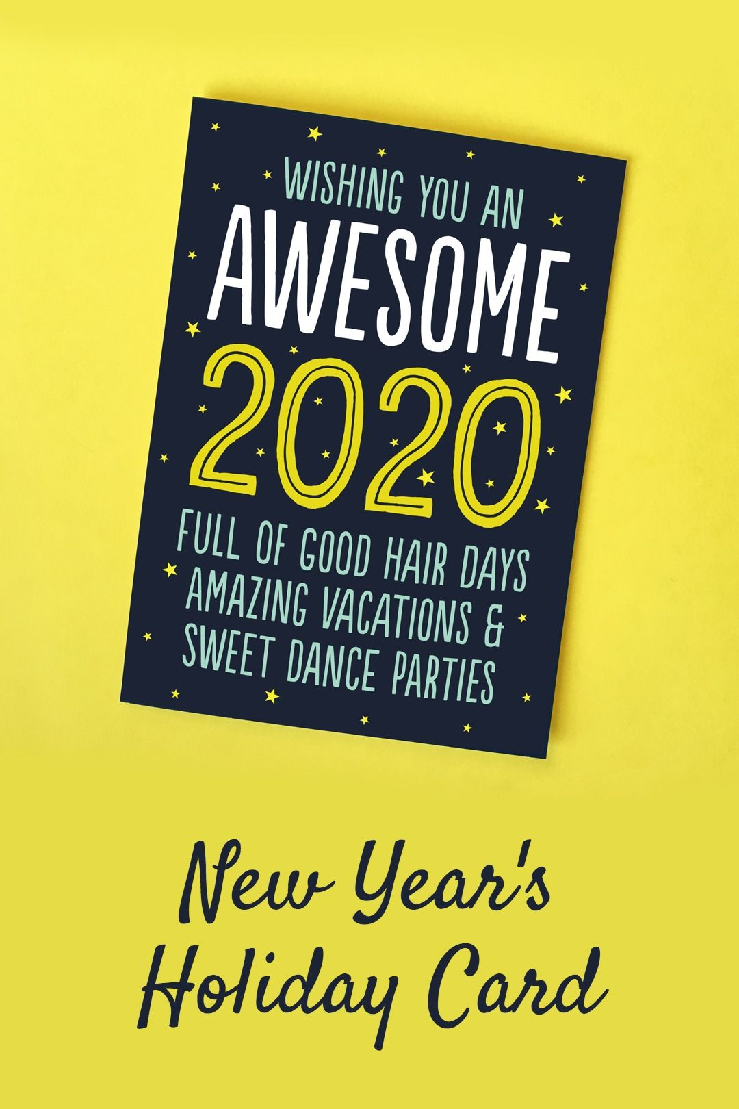 Funny Christmas Card, Funny New Years Card, Funny Holiday
