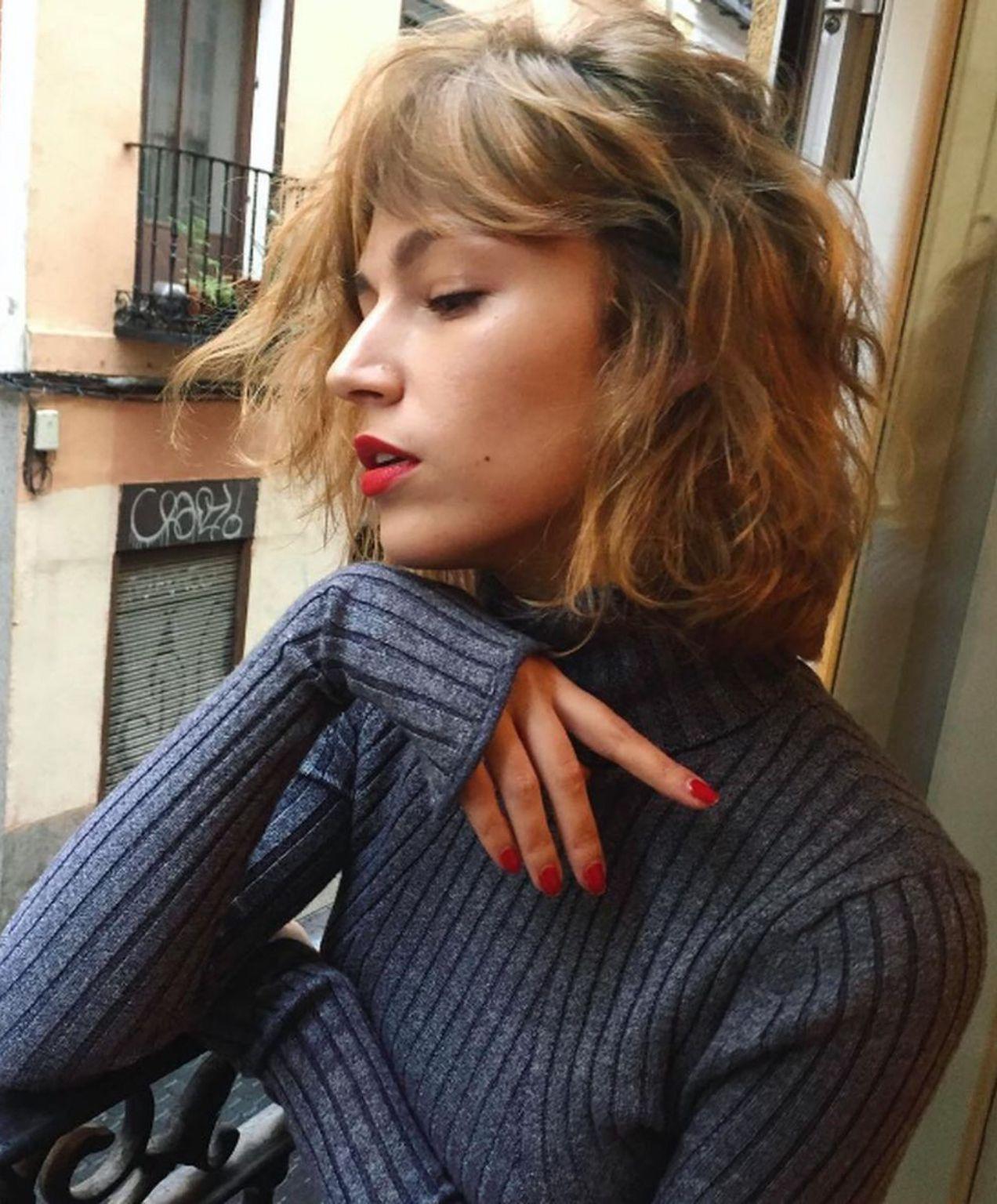 Epingle Par Gabi Sur Ursula Corbero Coupe De Cheveux Cheveux Idees De Coiffures