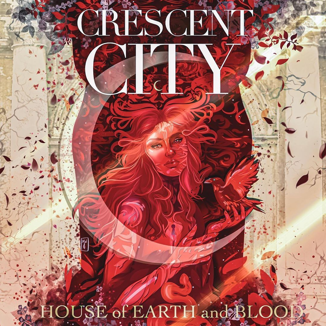 Win Crescent City House Of Earth And Bloomsbury Publishing Australia Facebook