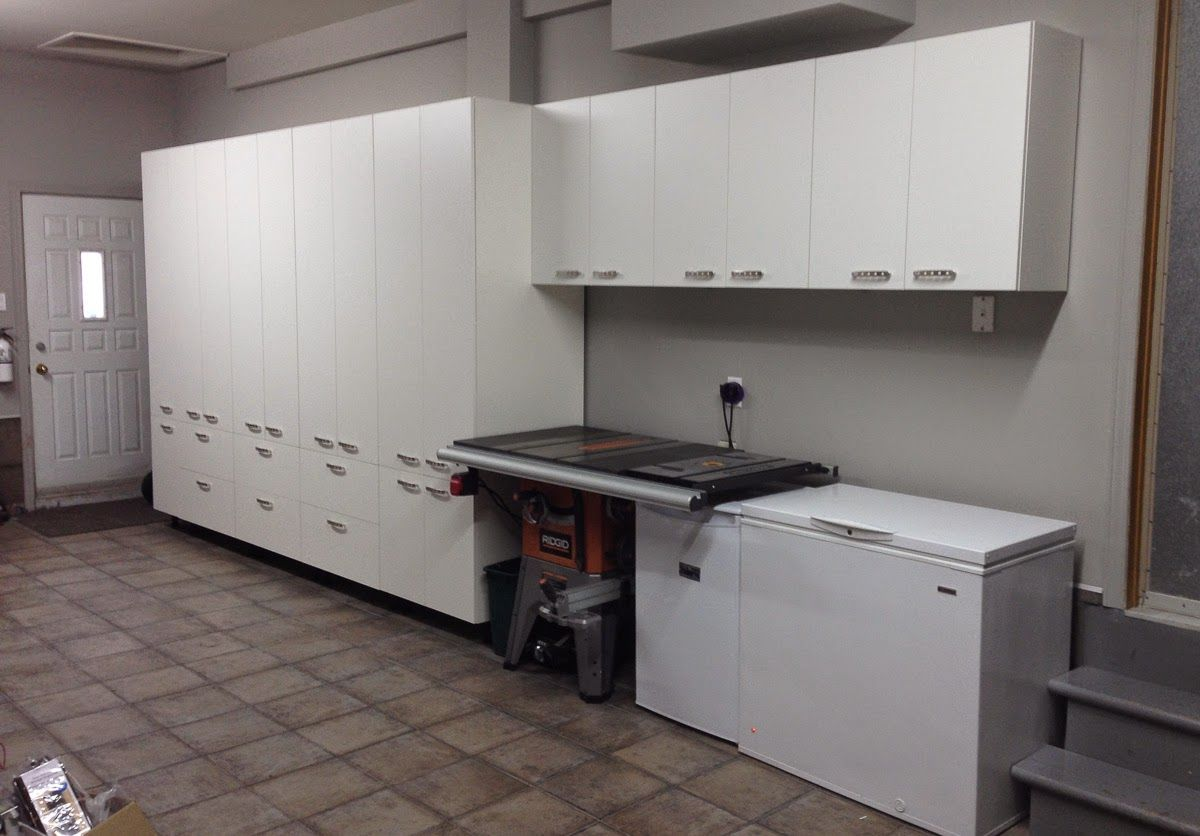 Garage Cabinets Ikea Ideas With Images Ikea Kitchen Cabinets