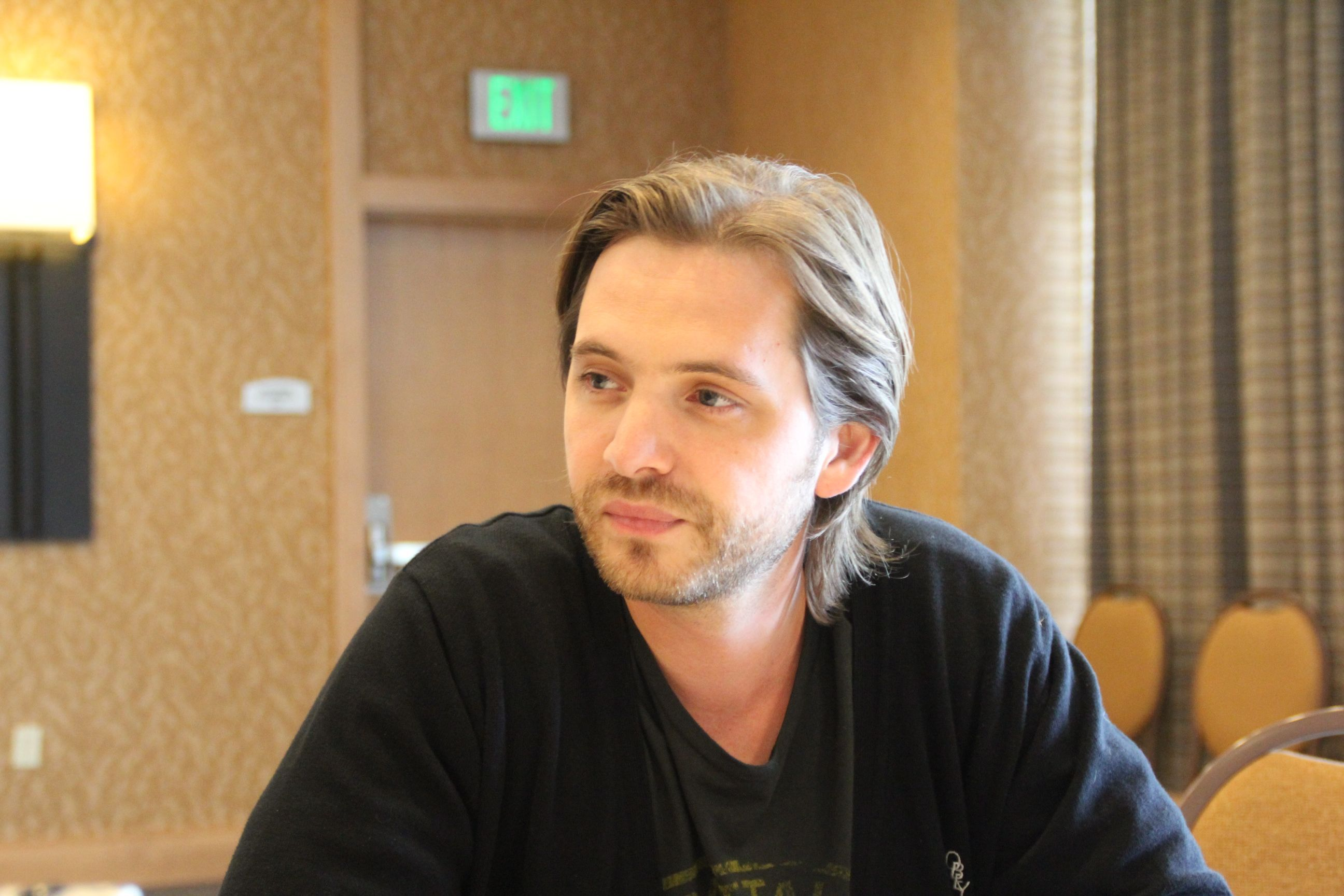 aaron stanford interview