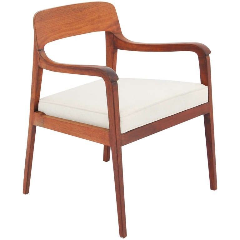 Vintage Edward Wormley for Dunbar Chair, C 1965 Eames-Modern-Mid - logiciel de conception de meuble