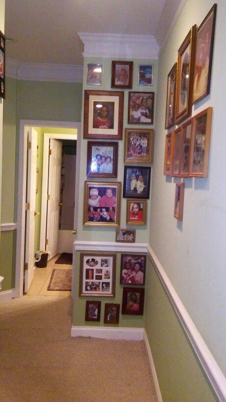 Hall wall