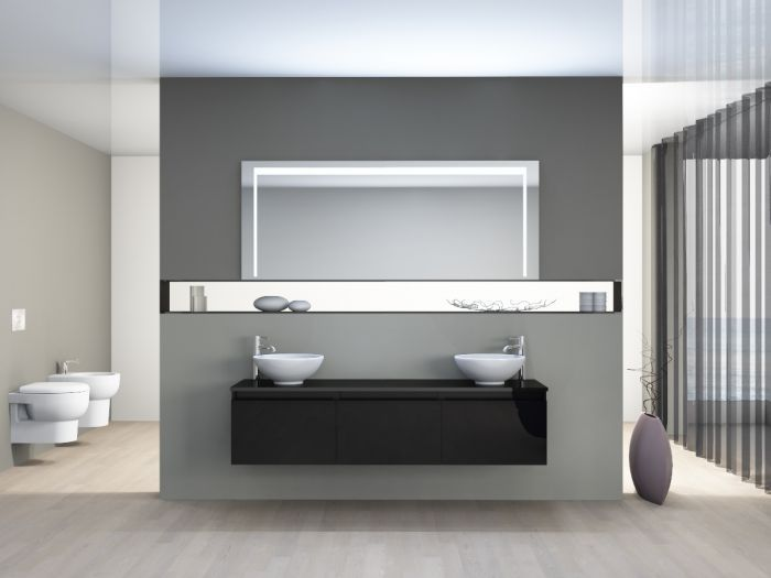 Badezimmerspiegel Bauhaus ~ 27 best vanità & casa images on pinterest homemade ice backlit