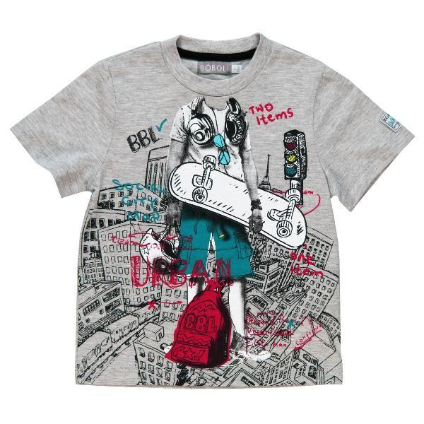 Boys Summer T shirt Bóboli San Francisco…