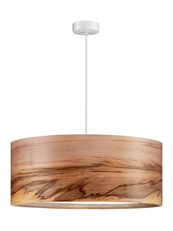 Hanging Lamp Pendant Light Wooden Wood Natural Shade Housewarming Gift This Unique Is From Our Scandinavian Style