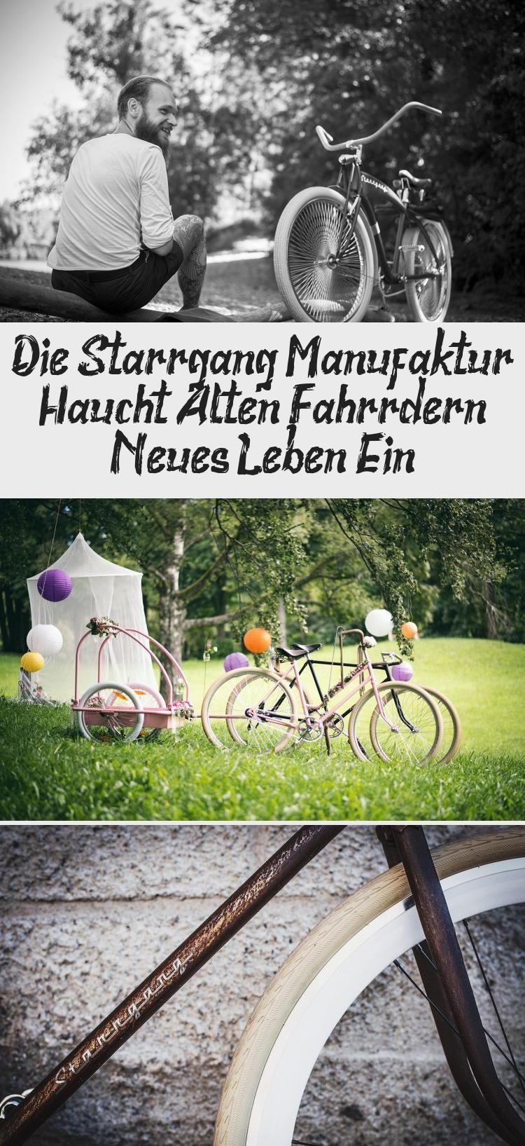Photo of Starrgang Manufaktur puster nytt liv i gamle sykler – dekorasjon