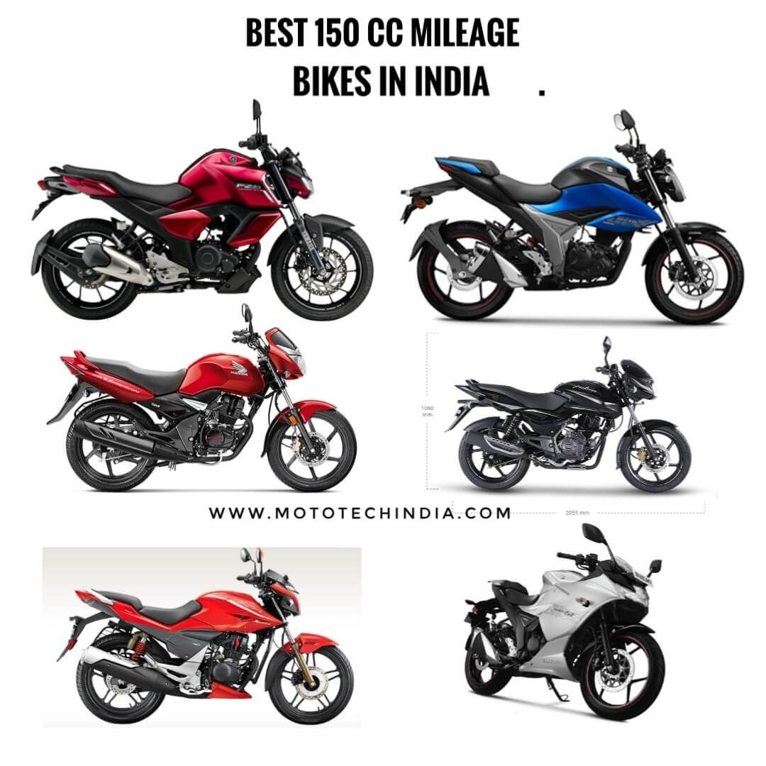 Best 150cc Bikes In India With Great Mileage In 2020 In 2020 150cc Bike Motorcycles In India