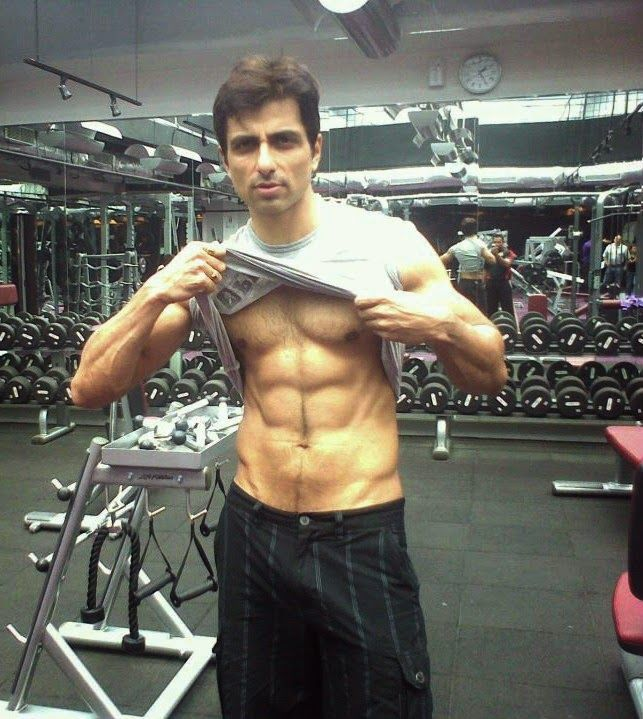 sonu sood body building pic - Google Search | My
