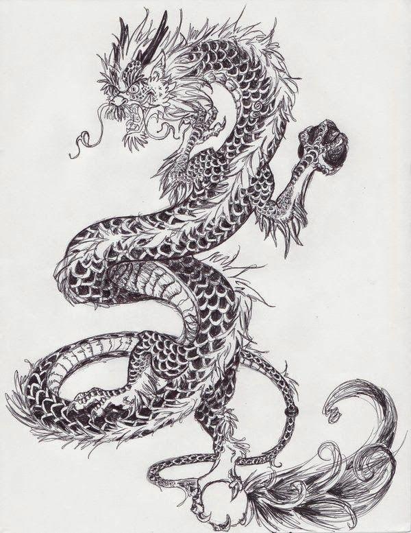 Arti Facto Dragones Chinos Dragones Tatuajes Dragones Dragones Mitologicos