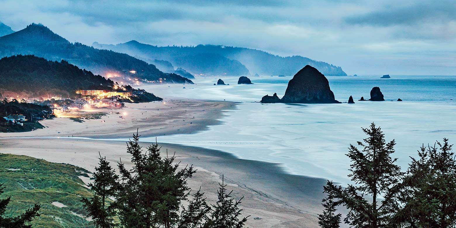 Cannon Beach Oregon Seaside Weekender