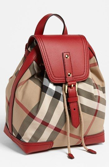 e5e1b5b3d7 Burberry 'Dennis' Backpack (Girls) available at #Nordstrom | Trend ...
