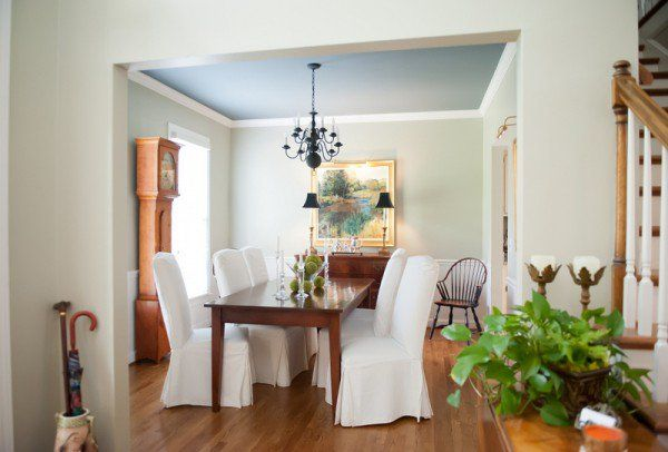 Explore Green Dining Room Elegant And More Paint Color Trends 2014