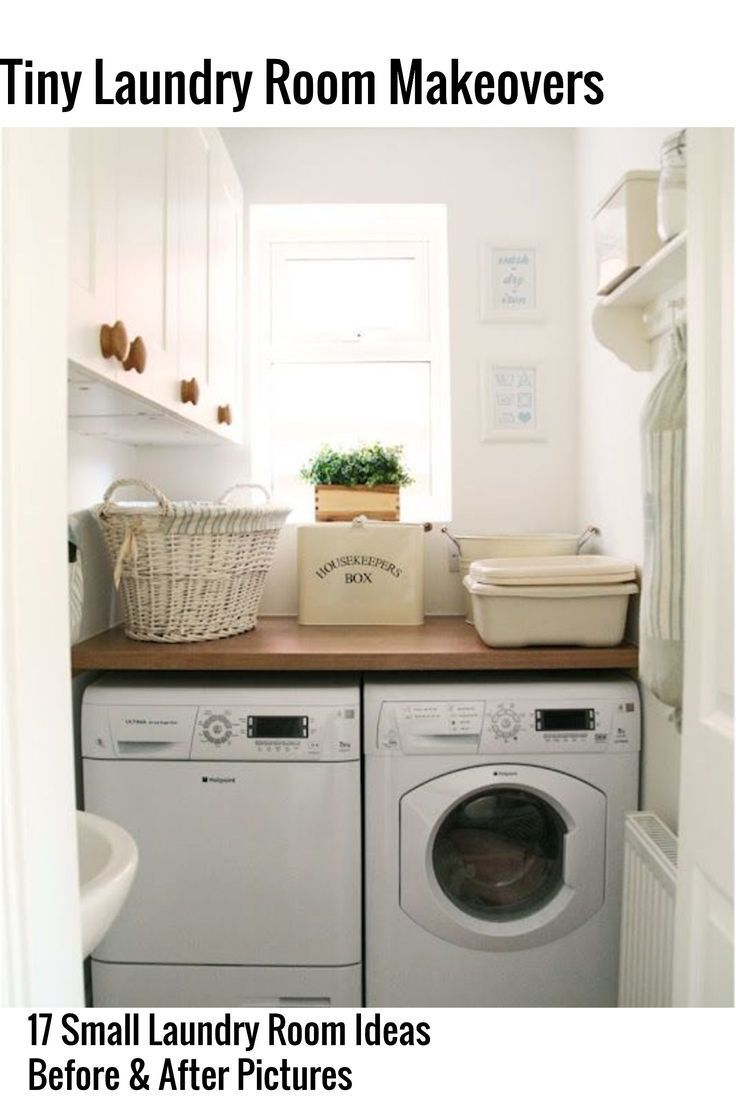 Small Laundry Room Ideas Space Saving Ideas For Tiny Laundry Rooms Creative And Simple Diy Laundry In Bathroom Tiny Laundry Rooms Laundry Room