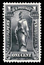 1 cent stamp