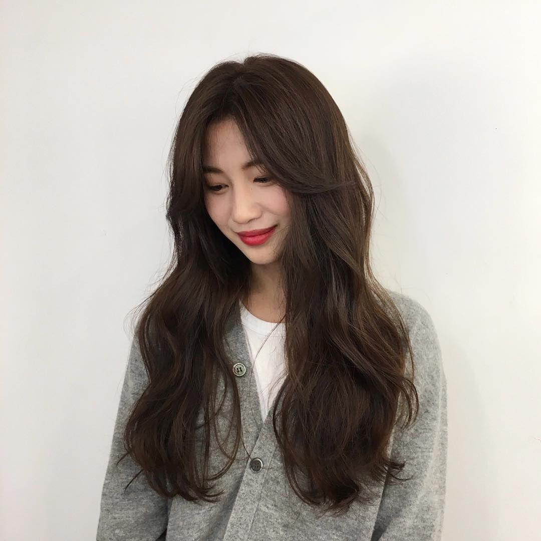 Pin By Stefh Medina On Hair Asian Long Hair Long Hair Styles Ulzzang Hair