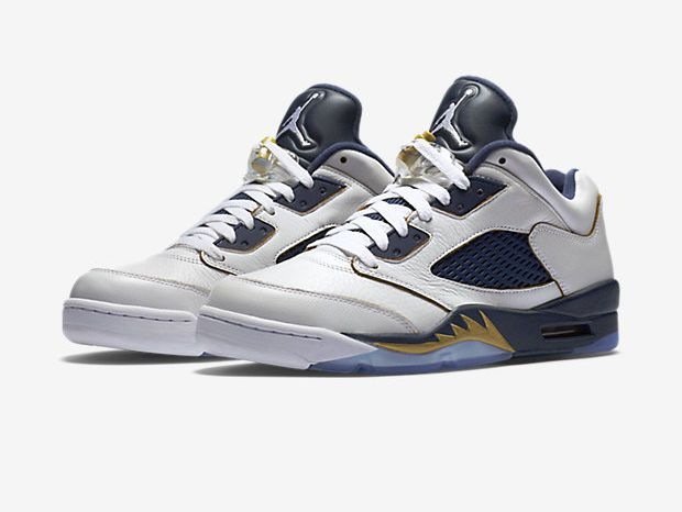 f84370422f26 The Nike Air Jordan 5 Retro Low  Dunk From Above  releases on Saturday  February 2016 - Online Only. This Nike Air Jordan 5 Retro Low is part of a  special ...