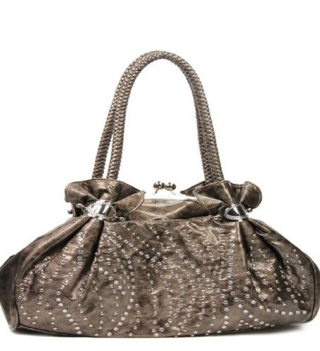 Bronze Bling Bag