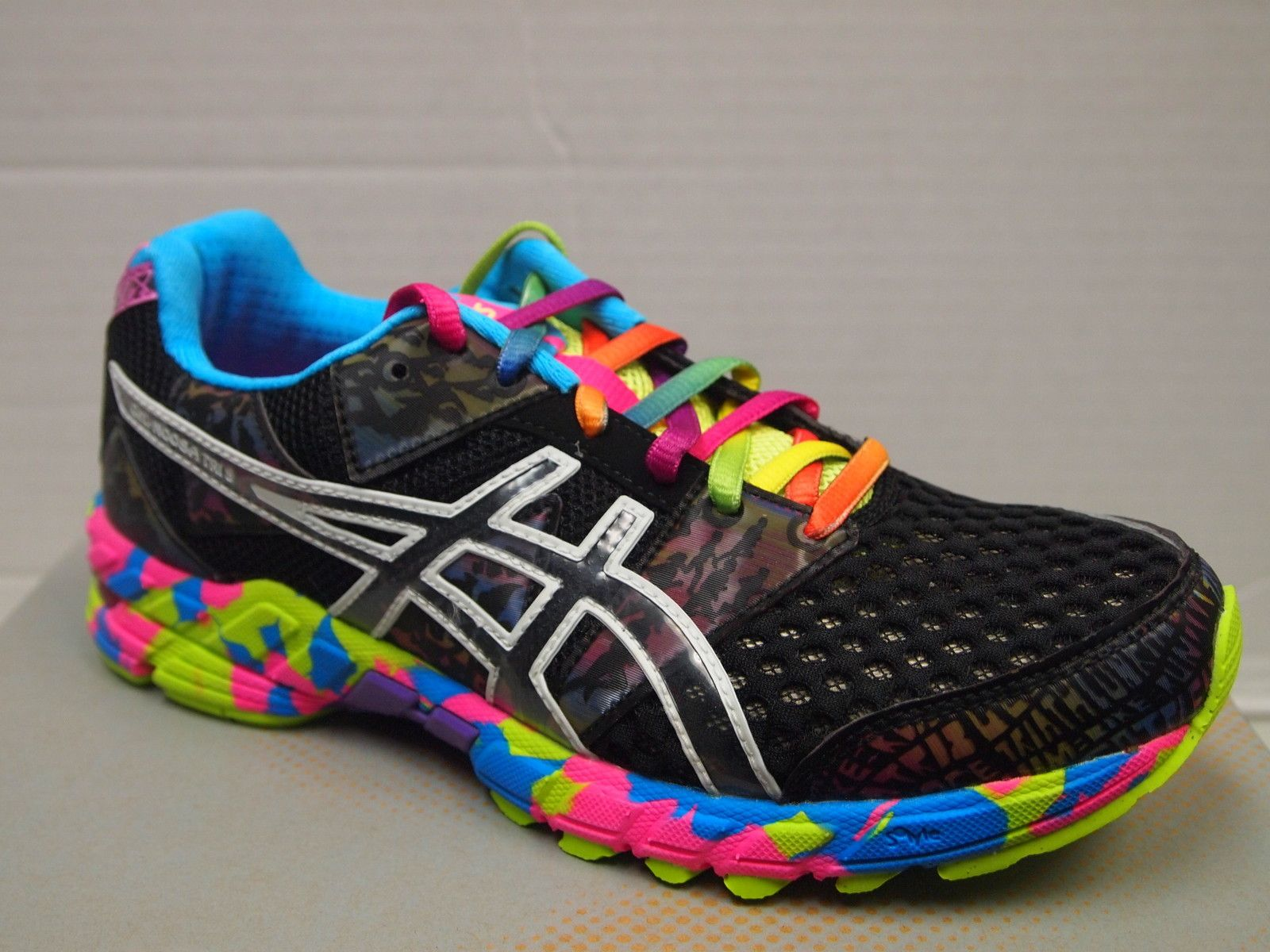 Asics In Black New Shoes Run Schoenen Rennen