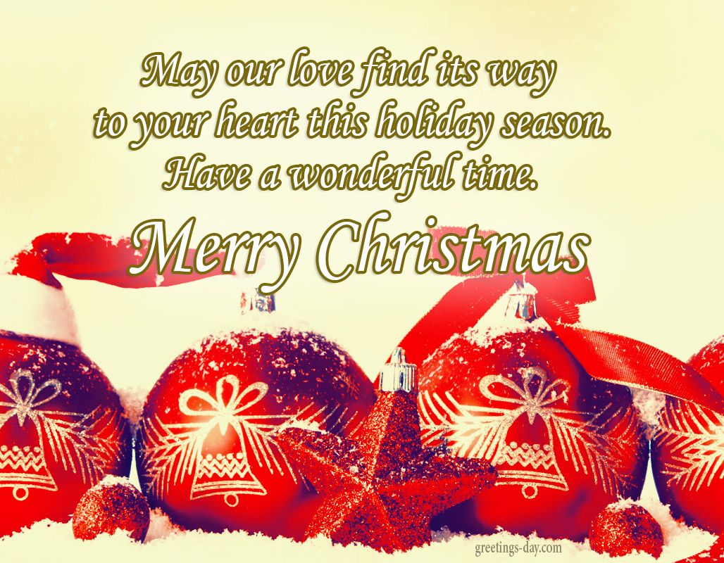 Merry Christmas Wishes in our APP about Christmas Ideas