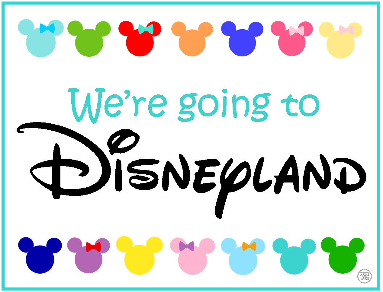 graphic about You're Going to Disneyland Printable called DISNEY THEMED SCAVENGER HUNT- Absolutely free Clues Presenting Your