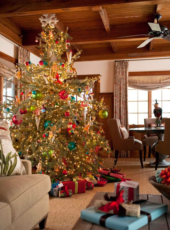 Decorating: Christmas Trees - Traditional Home® - Decorating: Christmas Trees - Traditional Home® Splendid Christmas