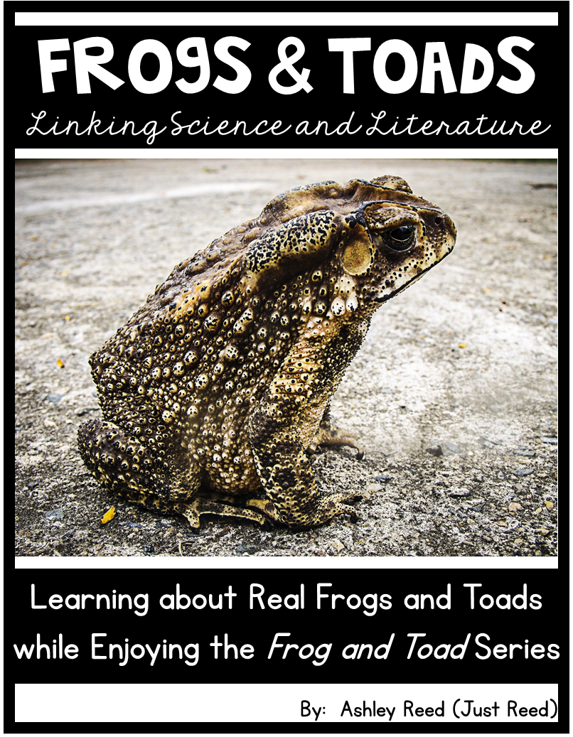 Linking science and literature with frog and toad frogs link science and literature with this frog and toad author study pooptronica
