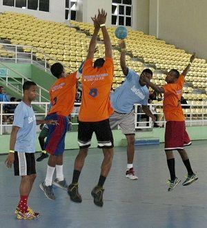 San Pedro, Comendador, Salcedo y Santiago Rodríguez campeones copas balonmano | NOTICIAS AL TIEMPO