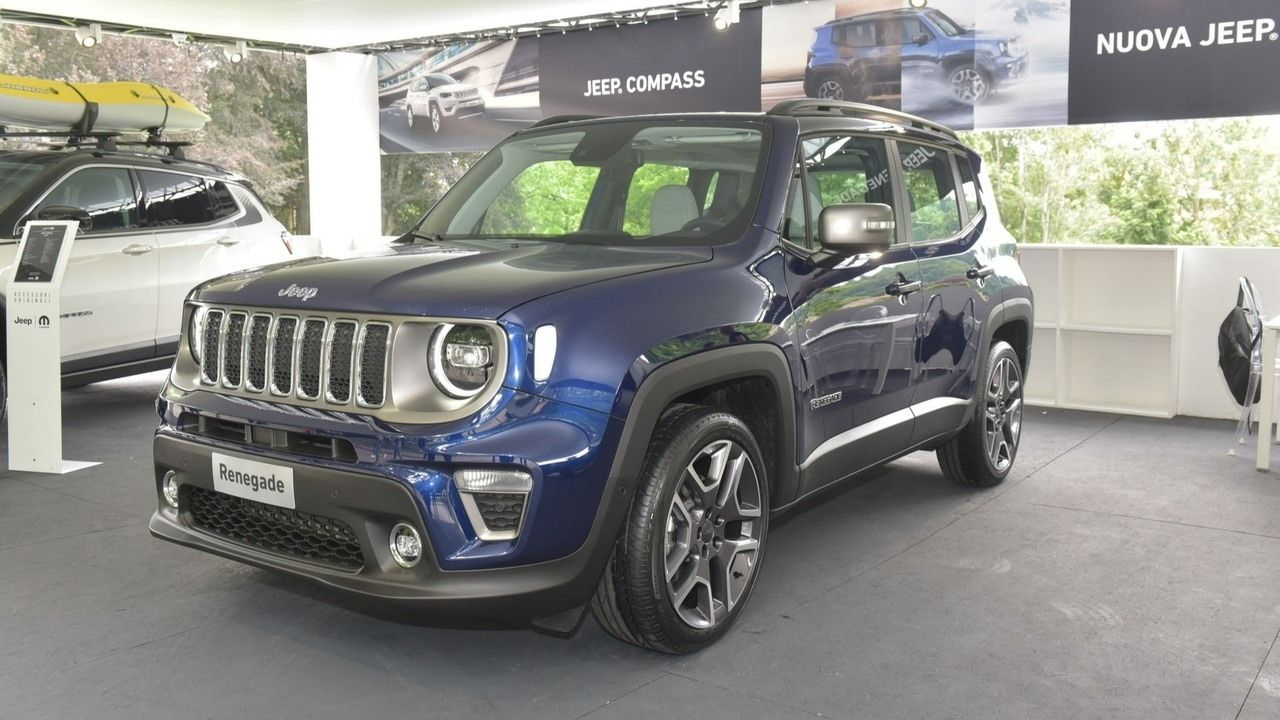 2019 Jeep Renegade Spy Shoot Jeep Renegade Jeep Renegade