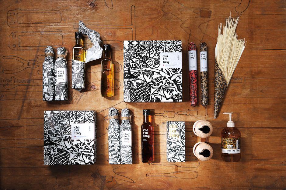Cha Tzu Tang / Victor Branding Design Corp | 美可特品牌設計 » 茶籽堂由內而外,以最自然的方式生活
